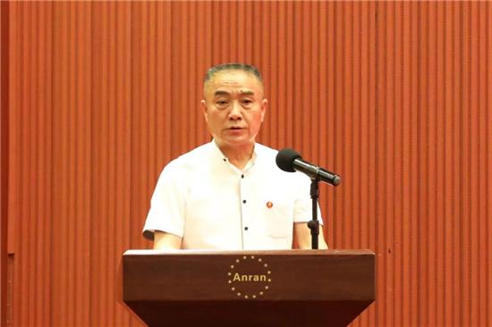 安然集团热烈庆祝中国共产党成立100周年活动圆满举办!