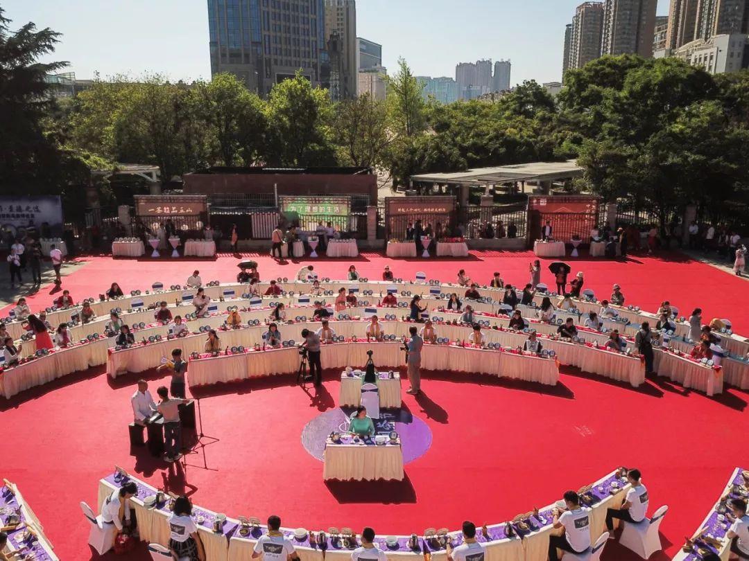 """理想科技""""2019理想&龙润第二届龙润茶节""""在昆盛大举行"""
